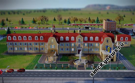 Особняк мэра SimCity