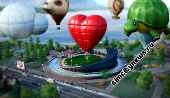 Парк Славы SimCity