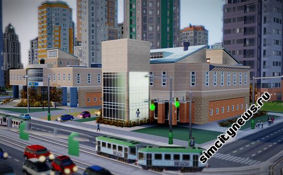 Профессиональный колледж SimCity