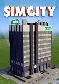 SimCity DLC Metro