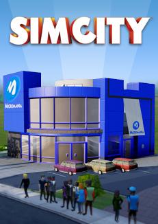 SimCity DLC Micromania