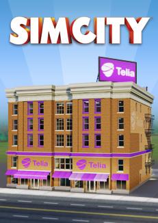 SimCity DLC Telia