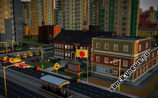 SimCity начальная школа