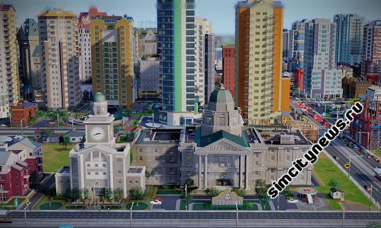 Сити-холл SimCity