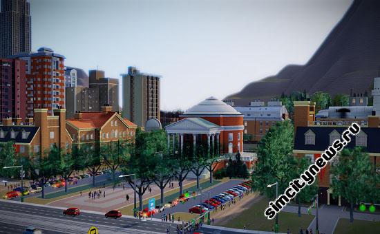 Университет SimCity