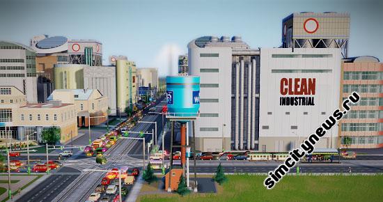 Водонапорная башня SimCity