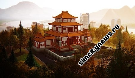 Храм SimCity