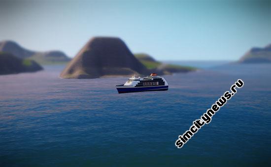 Лайнер SimCity