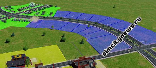 SimCity zone