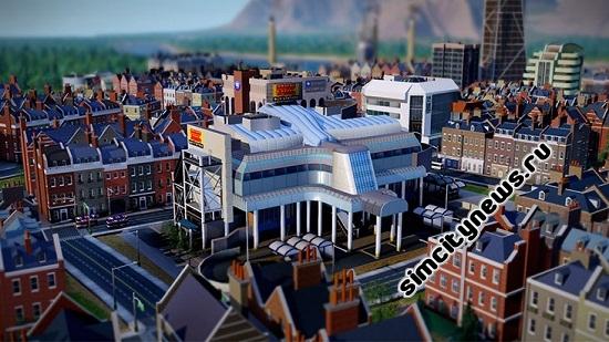 Скидка на дополнения SimCity
