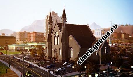 Церковь SimCity