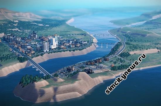 Мосты и тоннели SimCity