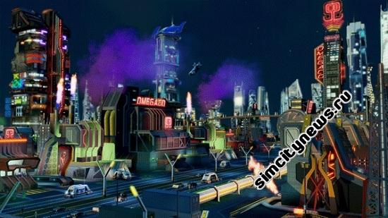 SimCity Tomorrow