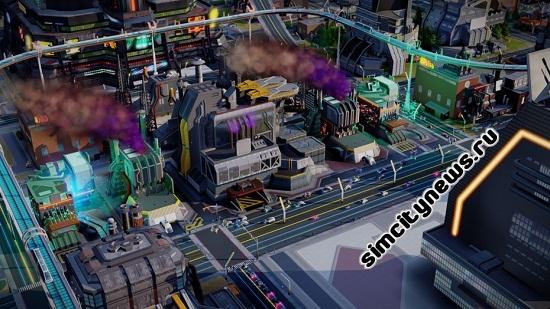 Высокотехнологичная промышленность