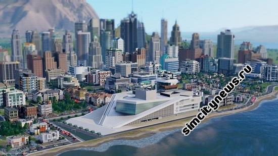 Большие города SimCity