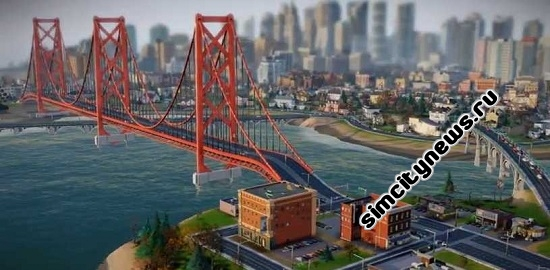 Большой регион SimCity