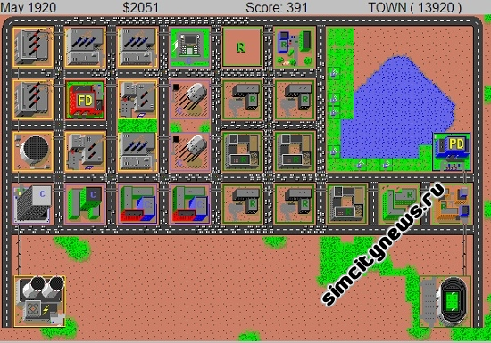 SimCity Classic online