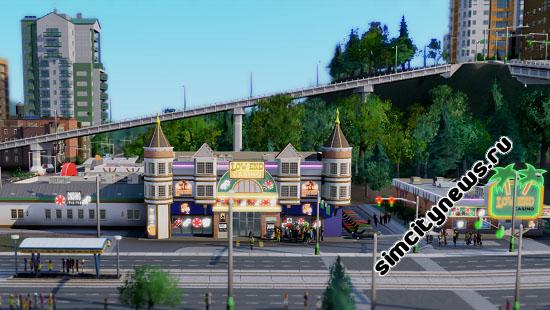 Игорный дом SimCity