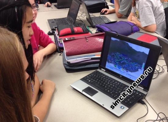 Образовательная программа SimCityEDU