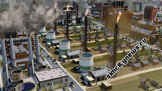 Petroleum City