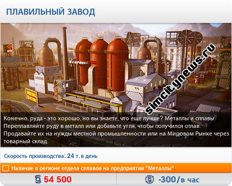 Плавильный завод