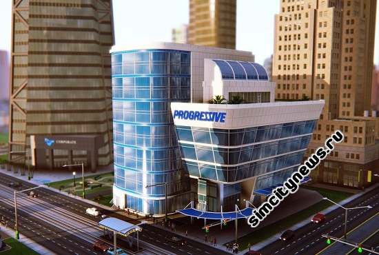 Progressive Insurance Office