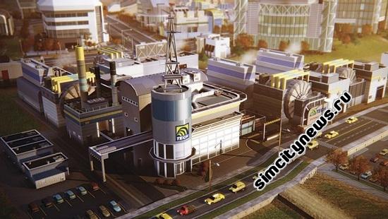 Simcity Processor Factory