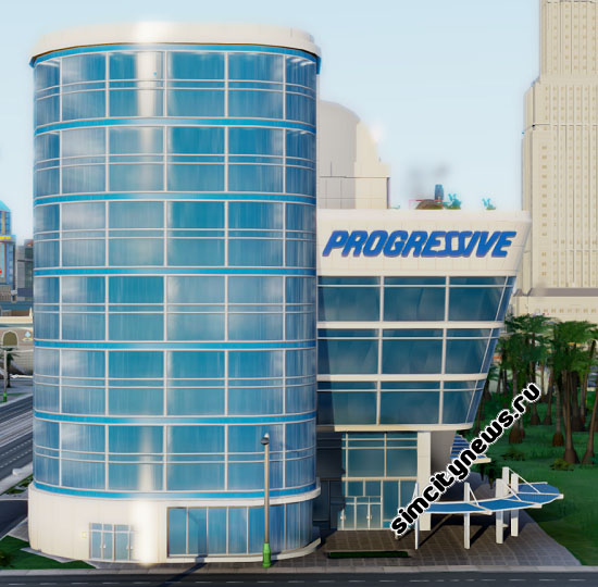 Страховая компания Progressive Insurance