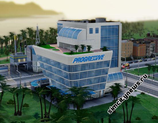 Страховка Progressive Insurance