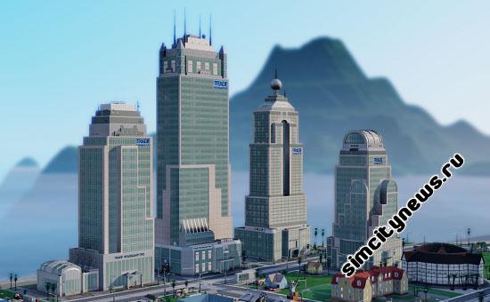 Торговые опериции Simcity