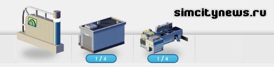 Заводские модули процессоров