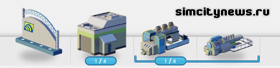 Заводские модули