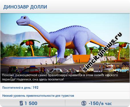 Динозавр Долли
