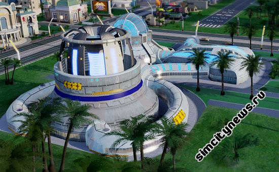 Термоядерная станция