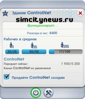 Увеличение канала Controlnet