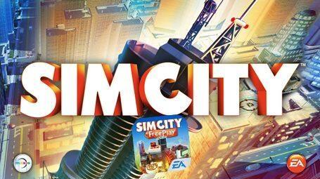 Мобильная игра SimCity FreePlay