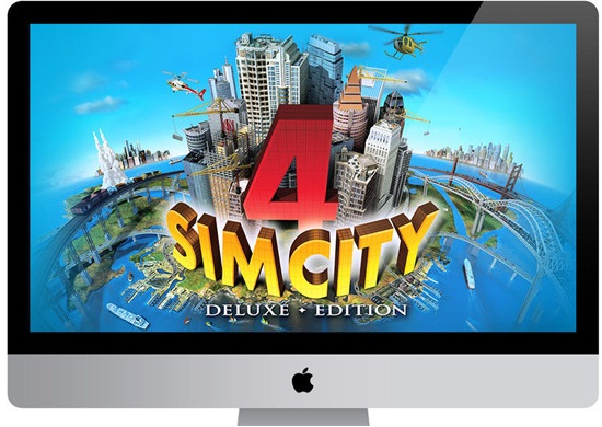 SimCity 4 Deluxe Edition для Mac