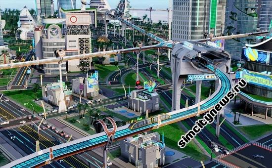 Simcity будущее