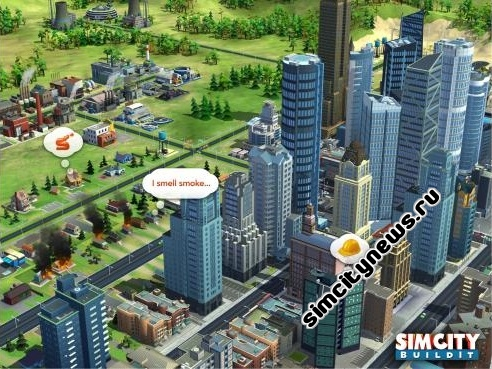 SimCity BuildIt for iPhone, iPad