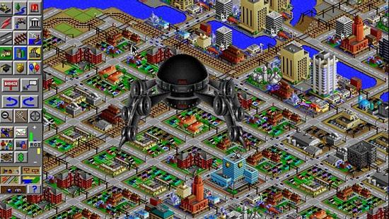 Скачать SimCity 2000