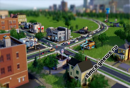 Симулятор SimCity
