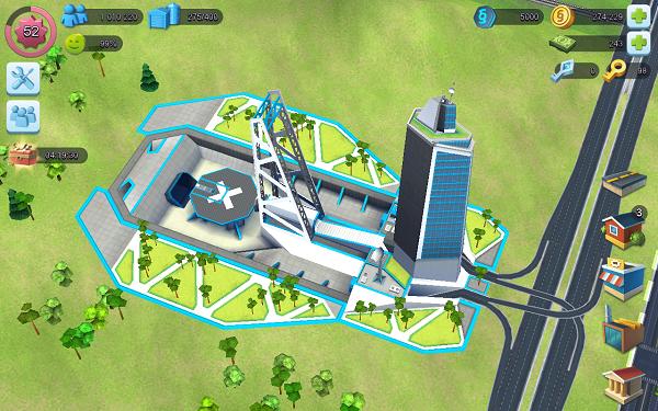 НеоМолл SimCity