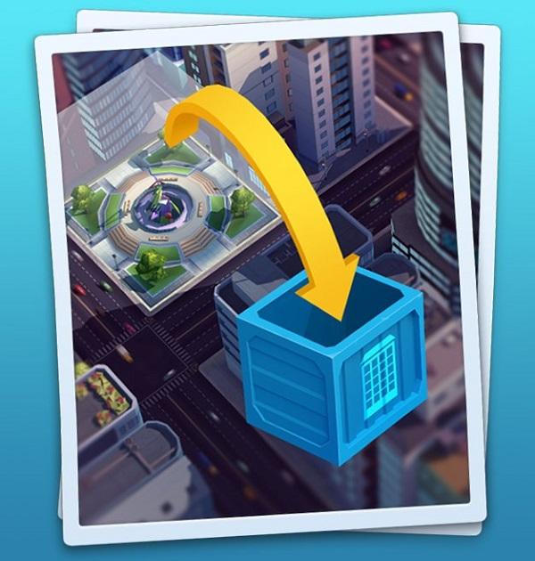 Складирование зданий