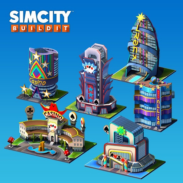 Город казино