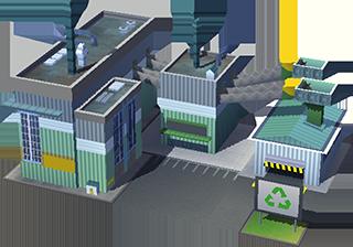Центр по переработке отходов