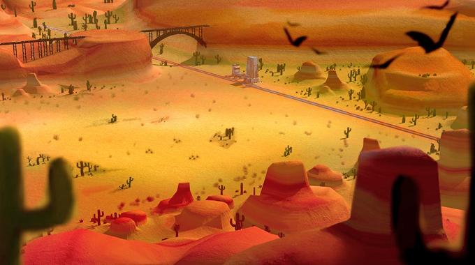 Кактусовый каньон