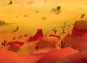 Регион Кактусовоый каньон
