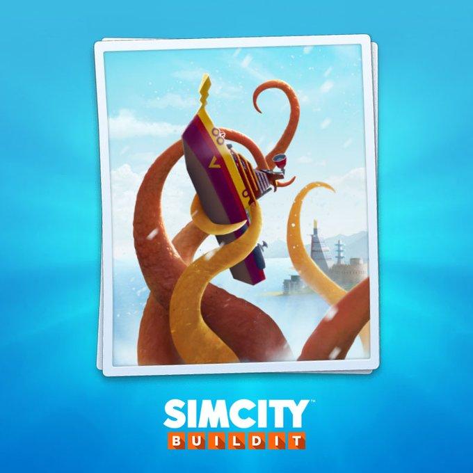 Монстр SimCity