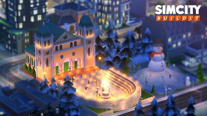 Площадь свечей